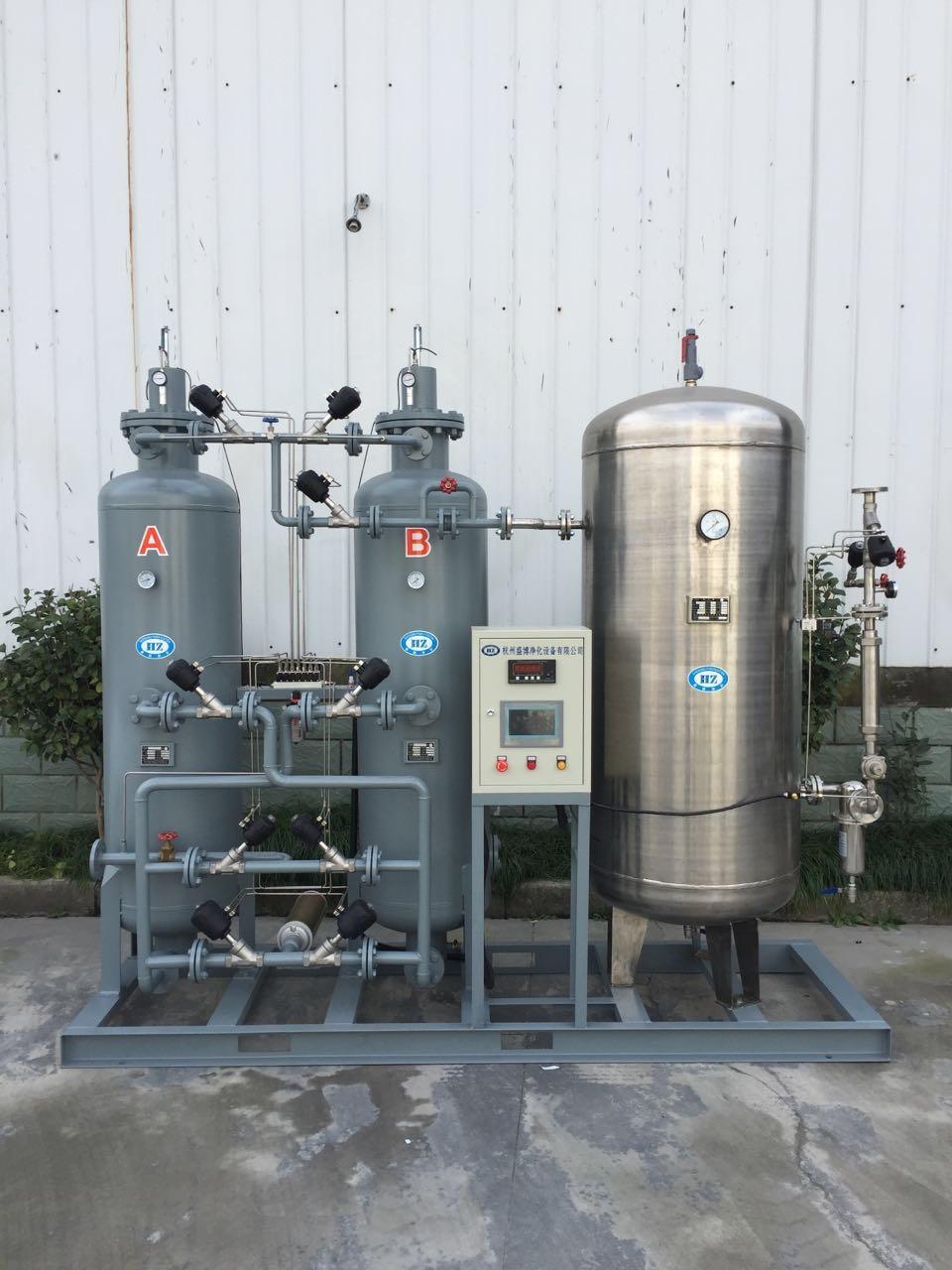 太仓变压吸附制氮机